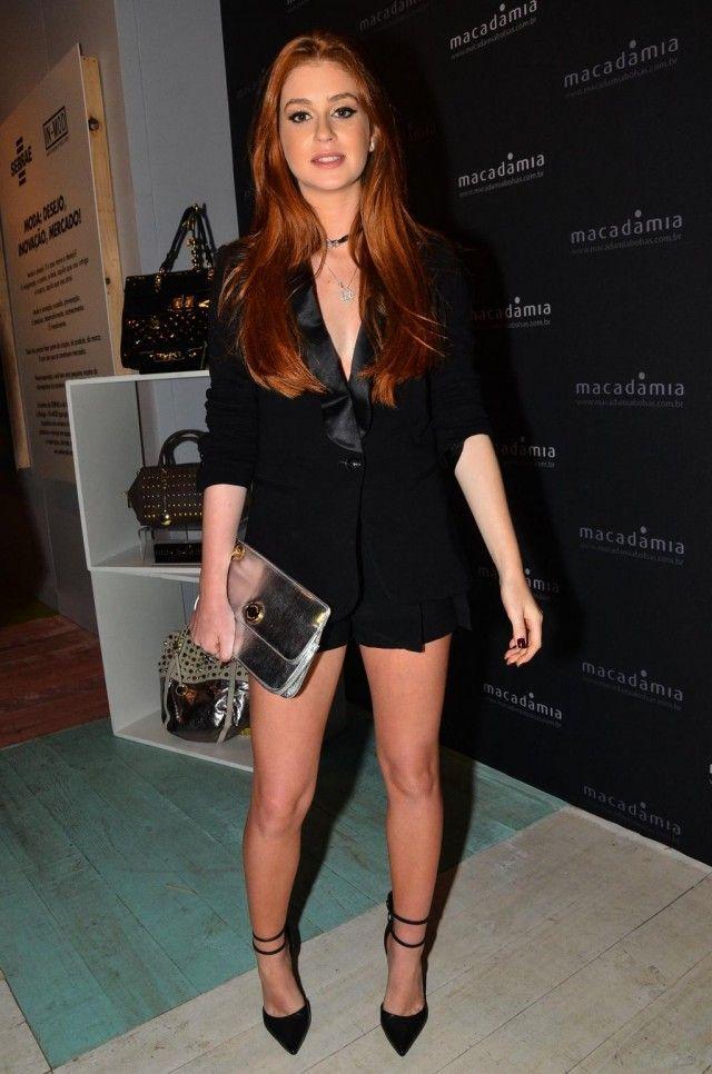 Looks de Marina Ruy Barbosa: atriz fala sobre seu gosto fashion