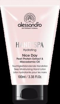 Hand Spa Nice Day Deep Moisturizing Hand Lotion