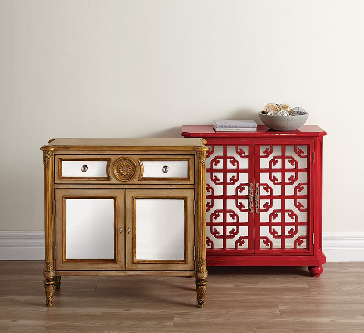 2-Door Lattice Chest #SearsWishlist
