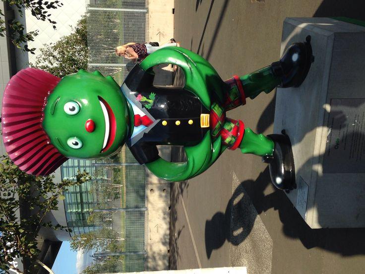 Clyde at Celtic Park