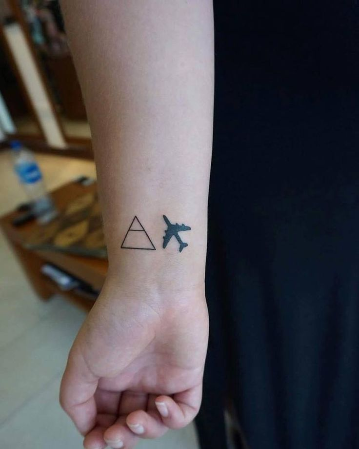 Tattoo Quotes Travel: 25+ Best Ideas About Travel Symbols On Pinterest
