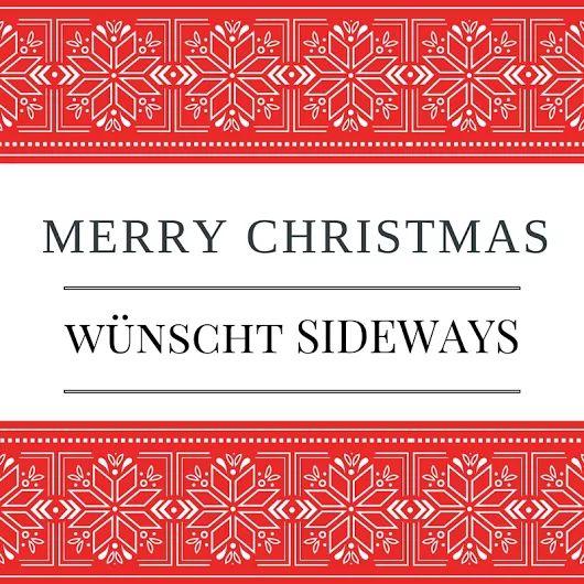 Leise rieselt der Schnee – die Kerzen knistern am Adventkranz. Zuhause duftet es nach Tannenzweigen und Bratäpfeln. In wenigen Tagen steht Weihnachten vor der Tür. Zeit, das vergangene Jahr noch einmal Revue passieren zu lassen. Wir wünschen Euch ein erholsames, friedliches Weihnachtsfest und einen schönen Jahresausklang.