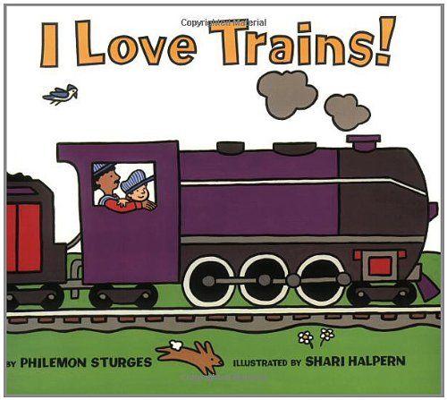 Top Train Photobooks For Kids
