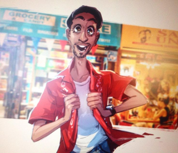"""1 dollar! 2 dollar! 1.50! 1.69! I got it!"" Lin-Manuel Miranda's 'In The Heights'"