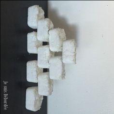 faire Tablettes lave vaisselle maison •225 g de bicarbonate de soude alimentaire ou technique •225 g de cristaux de soude •100 g de gros sel •10 gouttes d'HE de citron une balance de pâtisserie pour peser avec précision un grand récipient pour contenir votre poudre à lave-vaisselle