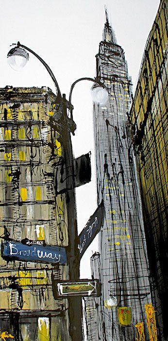 Paul Kenton - New York
