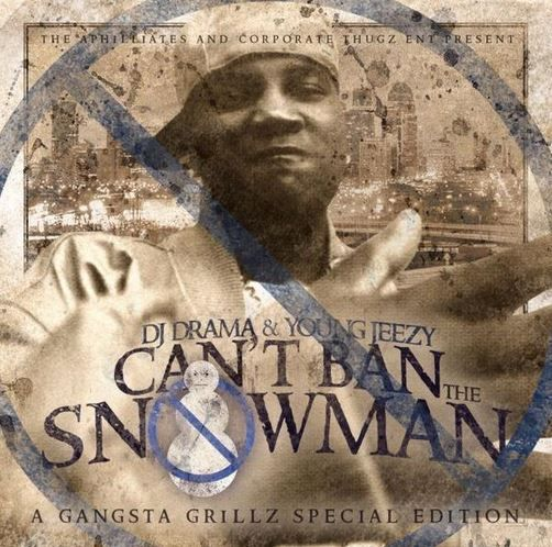 Young Jeezy - 'Can't Ban The Snowman' Mixtape  10 Year Anniversary