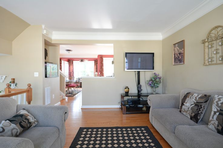 Beautiful 3-Finished Level TH Grand 2-Story Foyer, hardwood floors, open eat-in Kit, Stainless Steel Appl, island & pantry. Cozy sun-roomnew storm door and newer patio. expanded master suite, soaking tub & sep shower, large rec room & office area in fin bsmt, office. Fenced rear yard w/custom patio. Community pool & fitness center, Walk to VRE & Dog Park, Convenient to day care, Potomac Mill & 95. Contact us at 888-668-2289 or info@AJTeamRealty