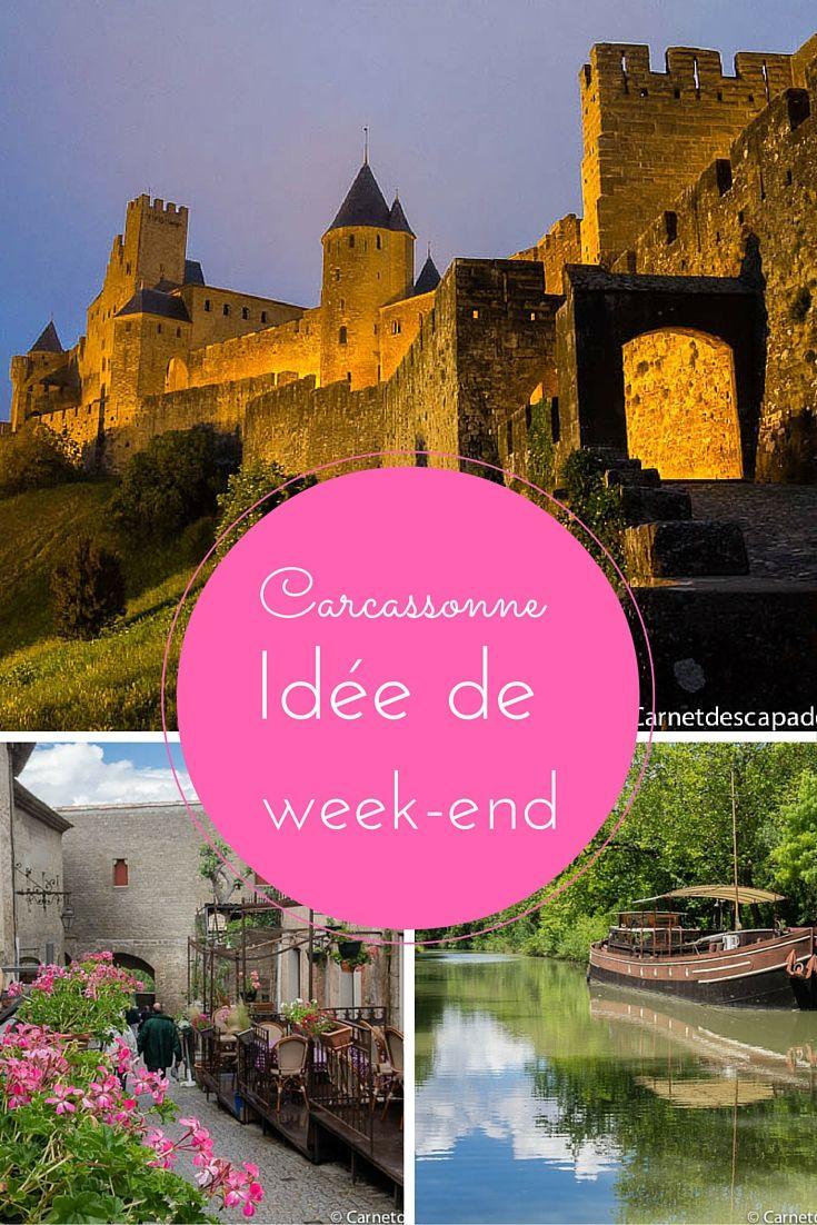 Idée de week-end à Carcassonne - Mon programme de choses à faire et mes bonnes adresses!