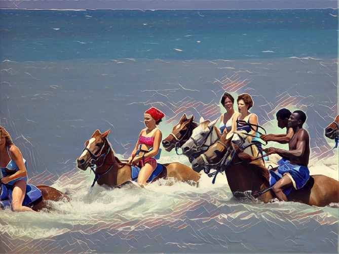 Jamaica-sea-horse Interesting Facts About Jamaica and Jamaican Travel Tips