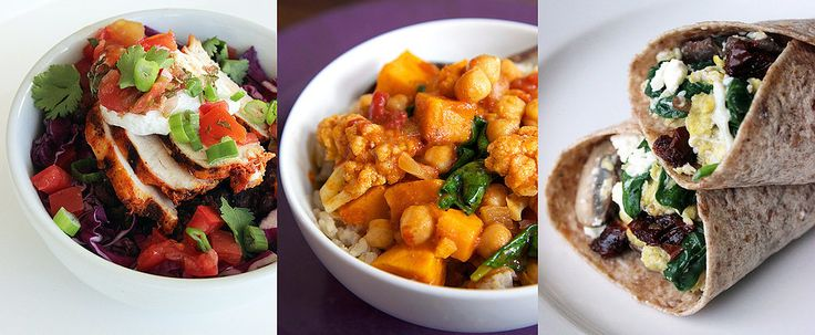 A Slimmer You in 4 Weeks! 1 Month of 400-Calorie Lunches