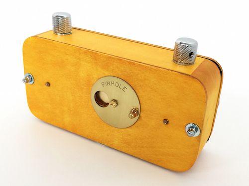 フェルメール 6x9 ピンホールカメラ   ギズモショップ