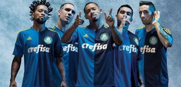 Camisa III do Palmeiras