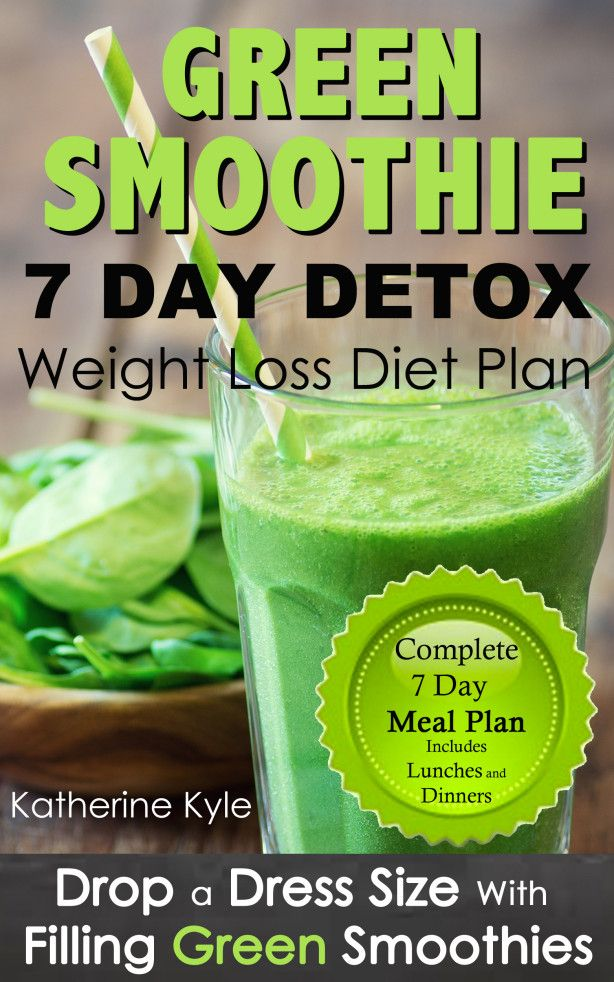 Do you want to lose weight this summer? Get my 7 Day Green Smoothie Detox Meal Plan on kindle now!
