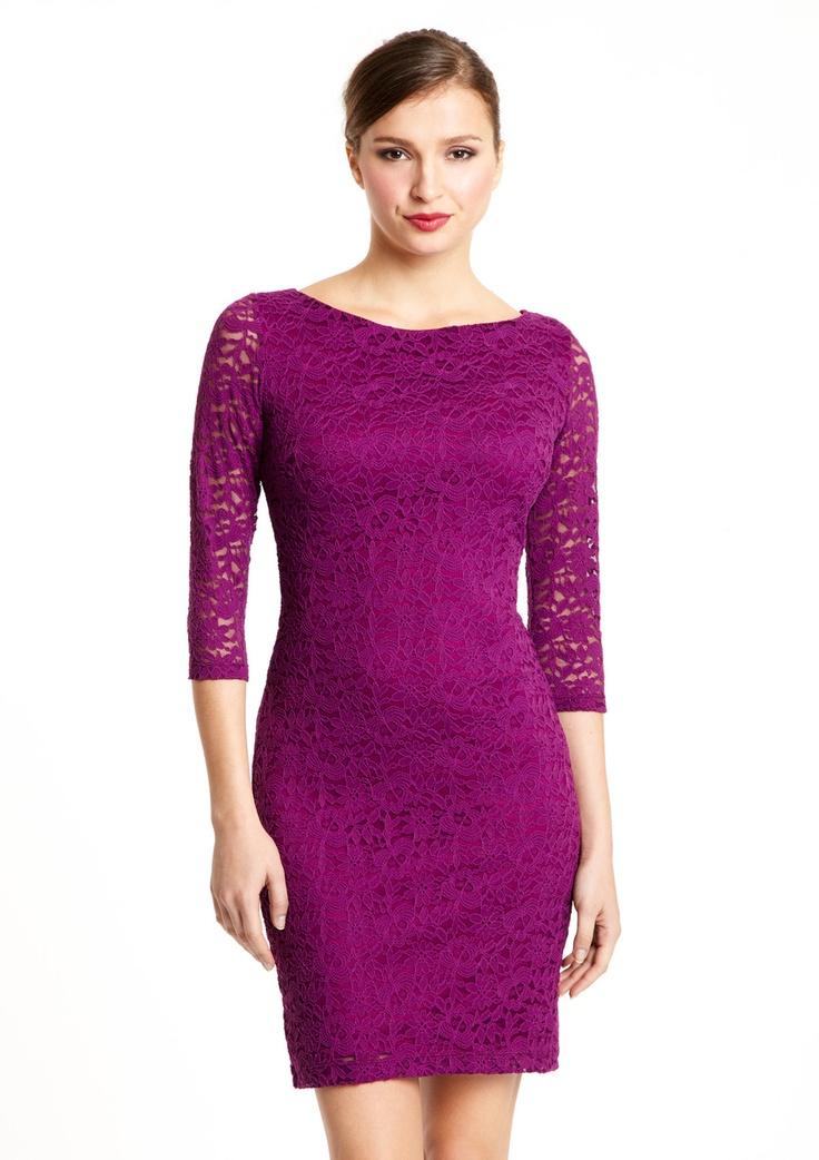 Mejores 90 imágenes de Dresses, Lace en Pinterest | Vestido de ...