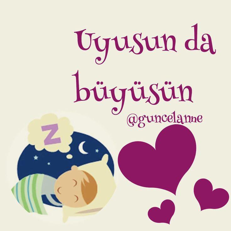 Sevgili Anneler, Büyüklerimiz tarafından söylenen 'uyusun da büyüsün' deyişi aslında son derece temel bilimsel bir gerçeği yansıtıyor. Şöyle ki; bebeklerimizin büyüme ve gelişmelerini sağlayan growth hormon akşam saat 20-22 Arasında ve derin uykuda iken maksimum düzeyde salınır. Yani bebeklerimizi ve çocuklarımızı akşam 20 civarı uyutmayı başarabilirsek büyüme hormonundan maksimum düzeyde faydalanmasını sağlayabiliriz.