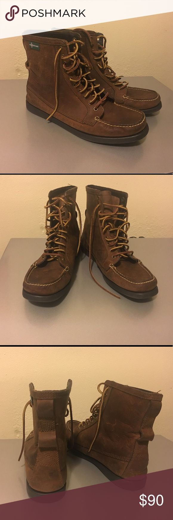 Eastland up country moc boot So cute for winter, perfect condition, never been worn. Women's size 10 Eastland Shoes