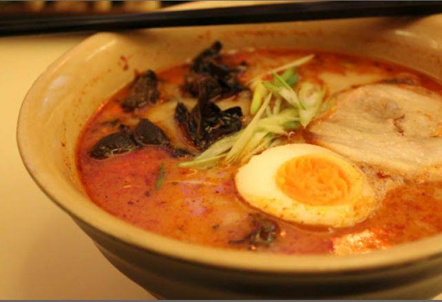 Ramen Hachimaki #foodporn #restaurant #ramen #jakarta #culinary