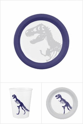 Dinosaur party supplies for a roaring good time! Shop our entire collection of dinosaur party decorations in our online stores.