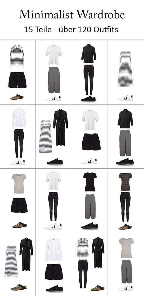 Minimalismus im Kleiderschrank – Capsule Wardrobe x Fair Fashion – – Oh Jaja Blog – Kerstin Eitner