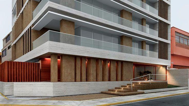 Departamentos en Miraflores: Edificio Plenamar: Departamentos por el Malecón de la Marina, Miraflores