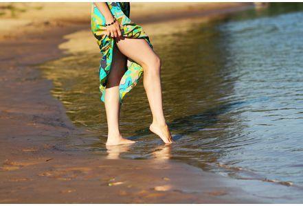 Forme : comment perdre le gras des genoux