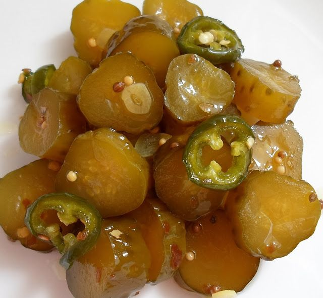 Happier Than A Pig In Mud: Semi-Homemade Wickles Pickles -aka Fire and Ice Pickles