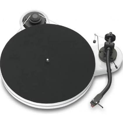 Pro-Ject RPM-1.3 Genie (hoogglans wit), Platenspelers