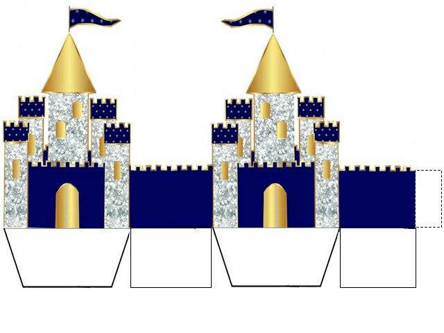 Caja castillo.