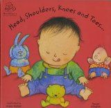 Head, Shoulders, Knees and Toes in Panjabi and English (Board Books) (English and Punjabi Edition)