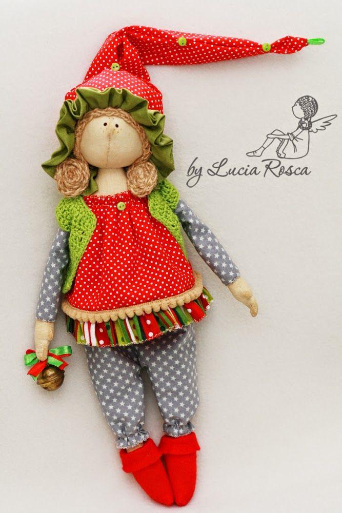 Lucias handmade: Декабрь 2014