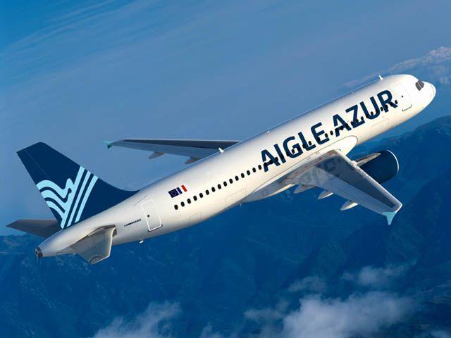 Aigle Azur annonce la reprise des vols à Sétif