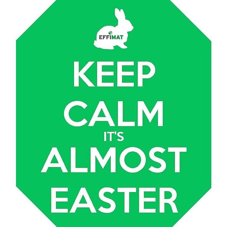 keep calm it's almost Easter  #happyeaster #eggs #almostthere #spring #march #easter#Scalability#speed#flexibility #automatisation#contact#fb#EffiMat #warehouse#EffiMatMicroload #denmark#odense#fast#flexible#orders #picking #retrieval #customized#materialhandling#logistics #instagram#CreateSpace #EfficientStorage #team#SpaceSavingStorage