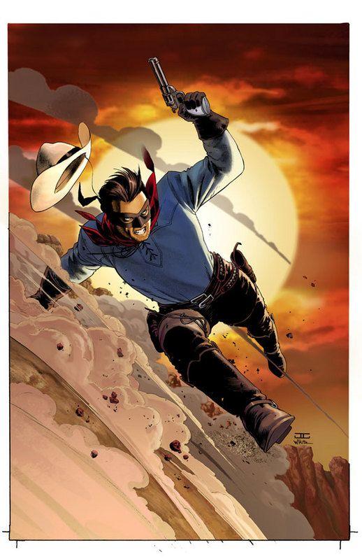 The Lone Ranger - John Cassaday