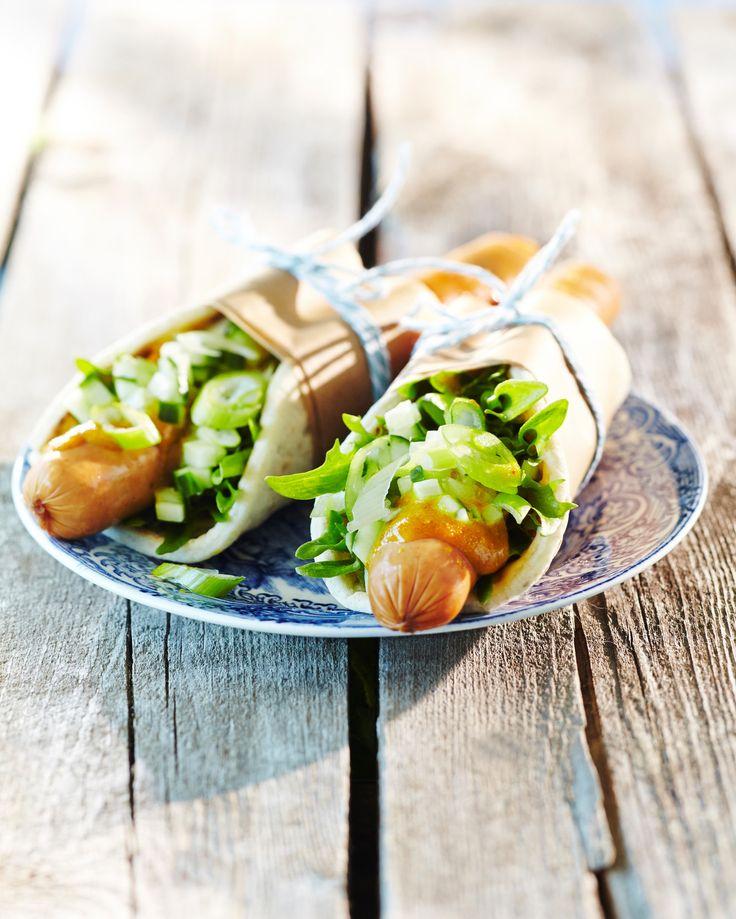 Rieskahodarit | K-ruoka #vappu