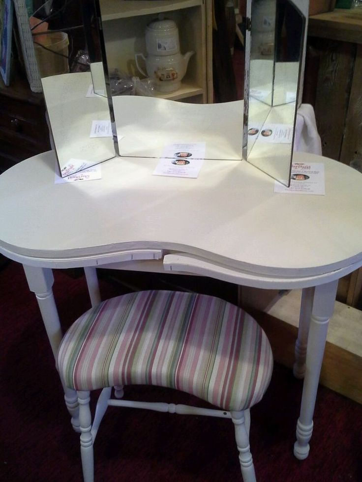 21 Best Images About Vanity Table On Pinterest Painted