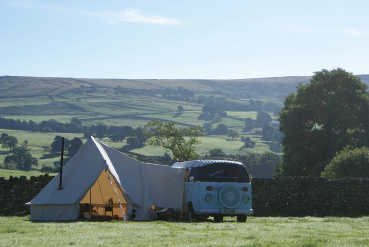 Get your glamp on glawning style with our new luxury Campervan awning
