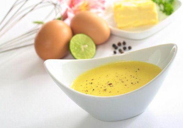Популярный французский соус для салата