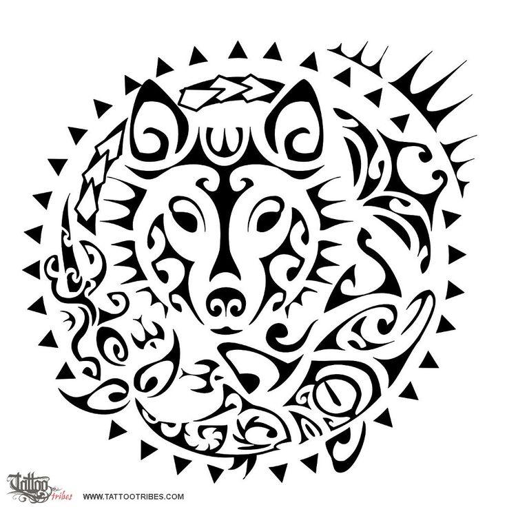 TATTOO TRIBES - Shape your dreams, Tattoos with meaning - sun, wolf, dolphin, fish, birds, seashell, manta, waves, hammerhead shark, mountains, spear heads, tiki, joy, optimism, positivity, stability, love, friendship, luck, prosperity, fidelity, freedom, so