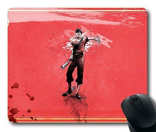 Custom PC game Mouse Pad with Team Fortress(1) Non-Slip Neoprene Rubber Standard Size 9 Inch(220mm) X 7 Inch(180mm) X 1/8(3mm) Desktop Mousepad Laptop Mousepads Comfortable Computer Mouse Mat