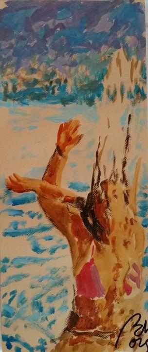 Hands up sketch IV - BACHMORS #LoveArt #bachmors #contemporaryart  #metamodernism #artist #palettes #color #painting #art  #SellingArt  #MakingArt #VendoArte #ArteContemporaneo #AllStyles #metamodernismo # Saatchiart @Saatchiart @ArtPal @bachmors #expressionism