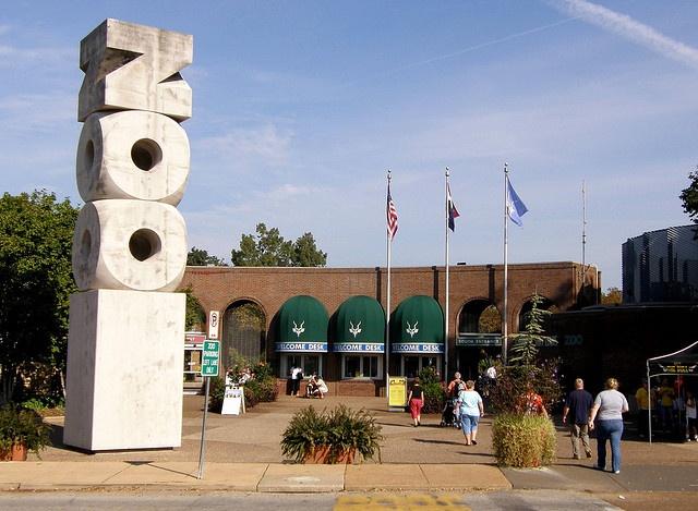 St Louis Zoo---St Louis, MO