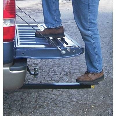 Pull Out Tailgate Step 270 00 Functional Limitation
