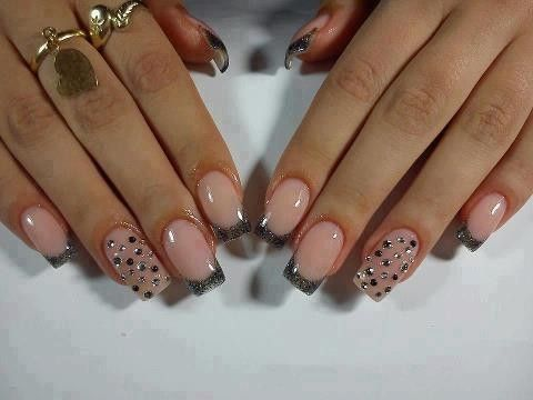 BBB Pretty Don't mess with the best: natural nail designs » BBB Pretty - 101 Best Nails Images On Pinterest Google, Search And Nail Art