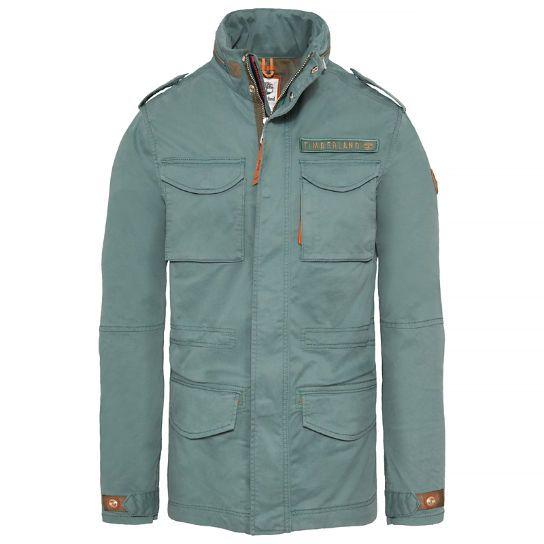 Crocker Mountain M65 Jacket vert Homme   www.timberland.be