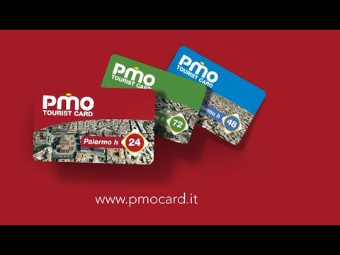 Palermo Tourist Card PMO (OFFICIAL VIDEO)  Enjoy It !