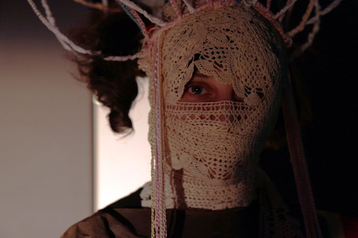 #mask, #crochet, #traditional, #costume, #art, #textiles, #fabric.