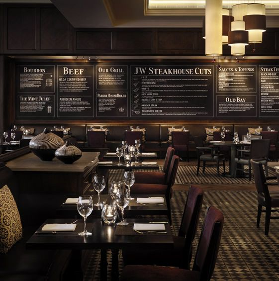 Best images about steak house interiors on pinterest