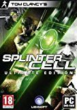 Tom Clancys Splinter Cell Ultimate Edition (PC DVD)