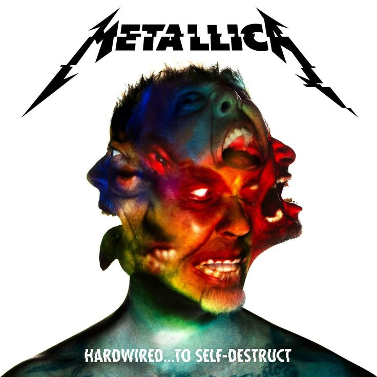 "~NEW METALLICA ALBUM: ""HARDWIRED...TO SELF-DESTRUCT"" RELEASE DATE:  NOVEMBER 11th, 2016 #2 CDs/80 MINUTEZ OF NEW METALLICA TUNEZ....DELUXE VERSION OF ""HARDWIRED"", WHICH IZ ALSO THE FIRST SINGLE, 3 CDs...   \m/   /m\ETALIC-\   \m/"